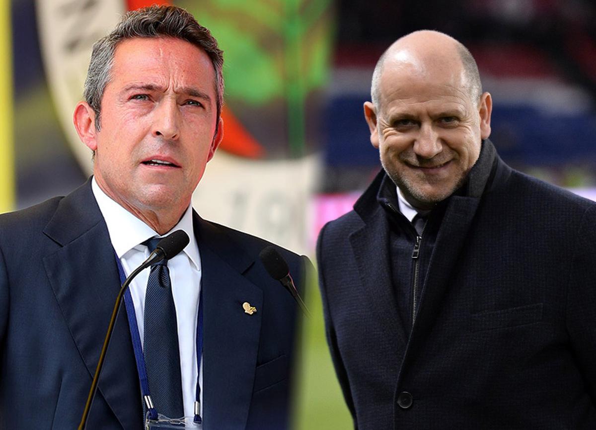 Ali Koç, Emre Belözoğlu'nun yerine flaş ismi getiriyor! İşte yeni sportif direktör...