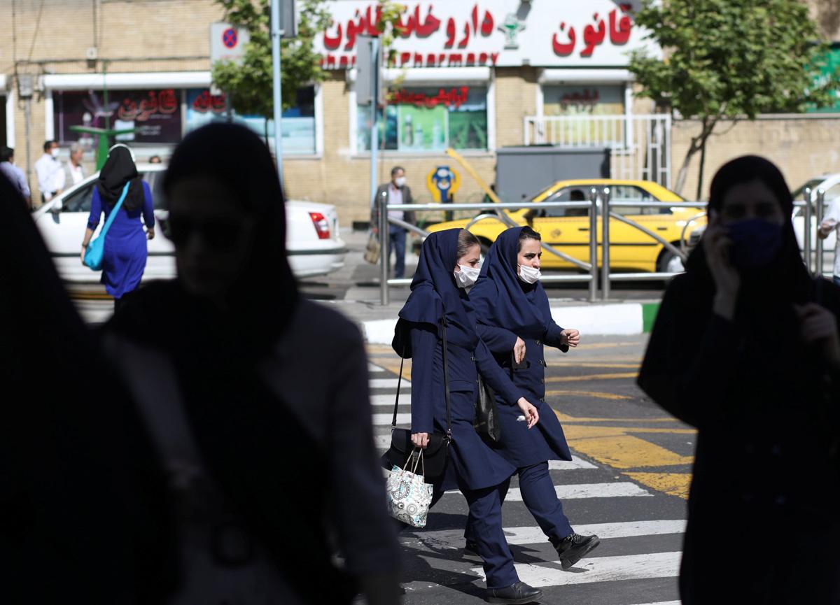 İran'da koronavirüsten dolayı vaka rekoru kırıldı