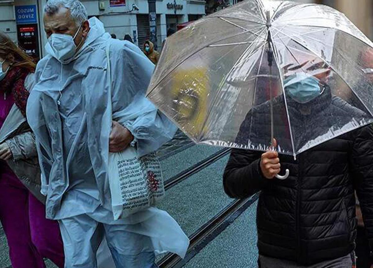 Son dakika: Meteoroloji'den çok sayıda kente sağanak yağış uyarısı!