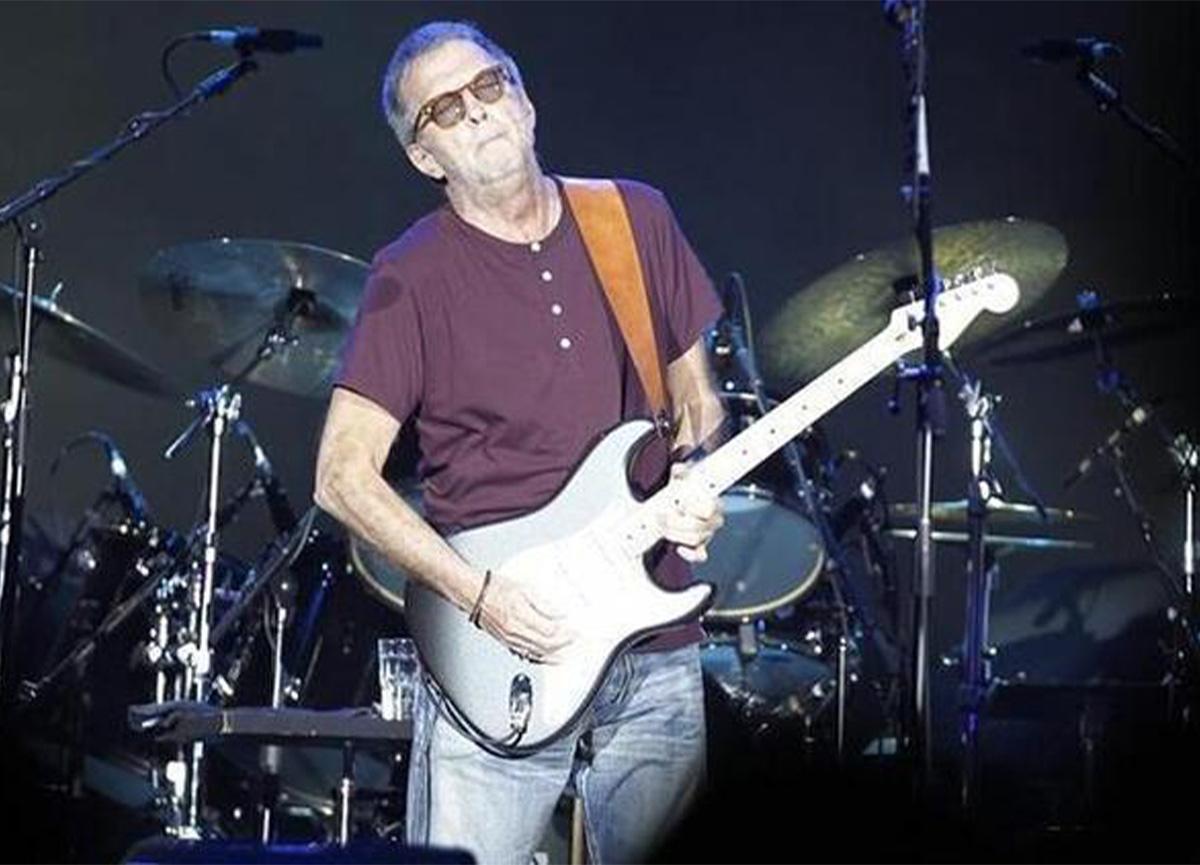 Rock efsanesi Eric Clapton'dan tartışma yaratan 'aşı' açıklaması!