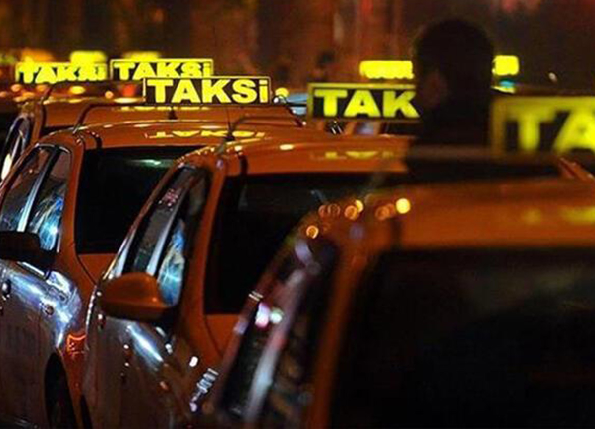 Son dakika: 400 havalimanı taksisi bağlandı