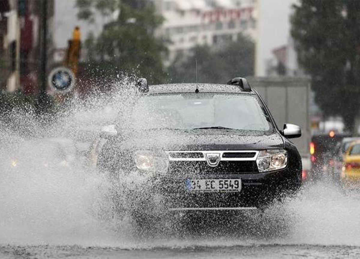 Meteoroloji'den İstanbul ve Kocaeli'ye sağanak yağış uyarısı!
