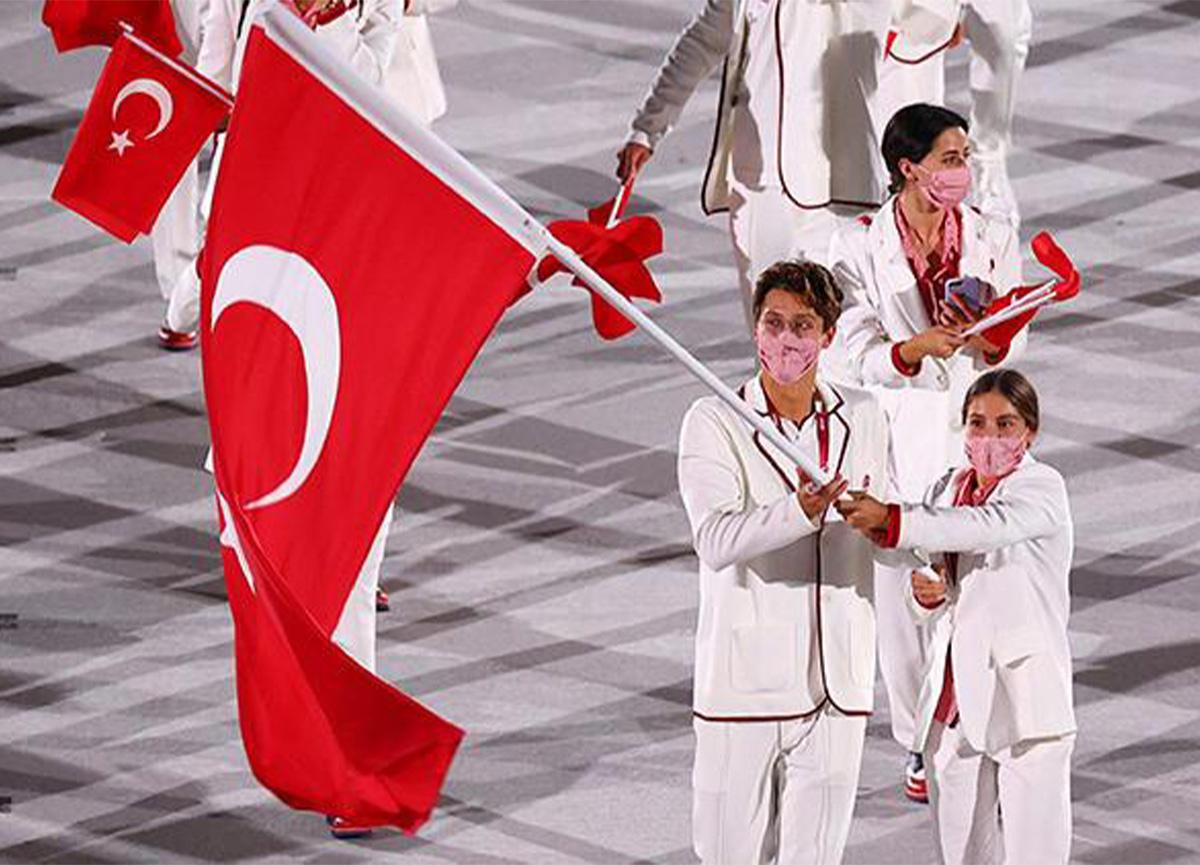 Olimpiyat tarihinde bir ilk! Cinsiyet eşitliğine vurgu yapıldı