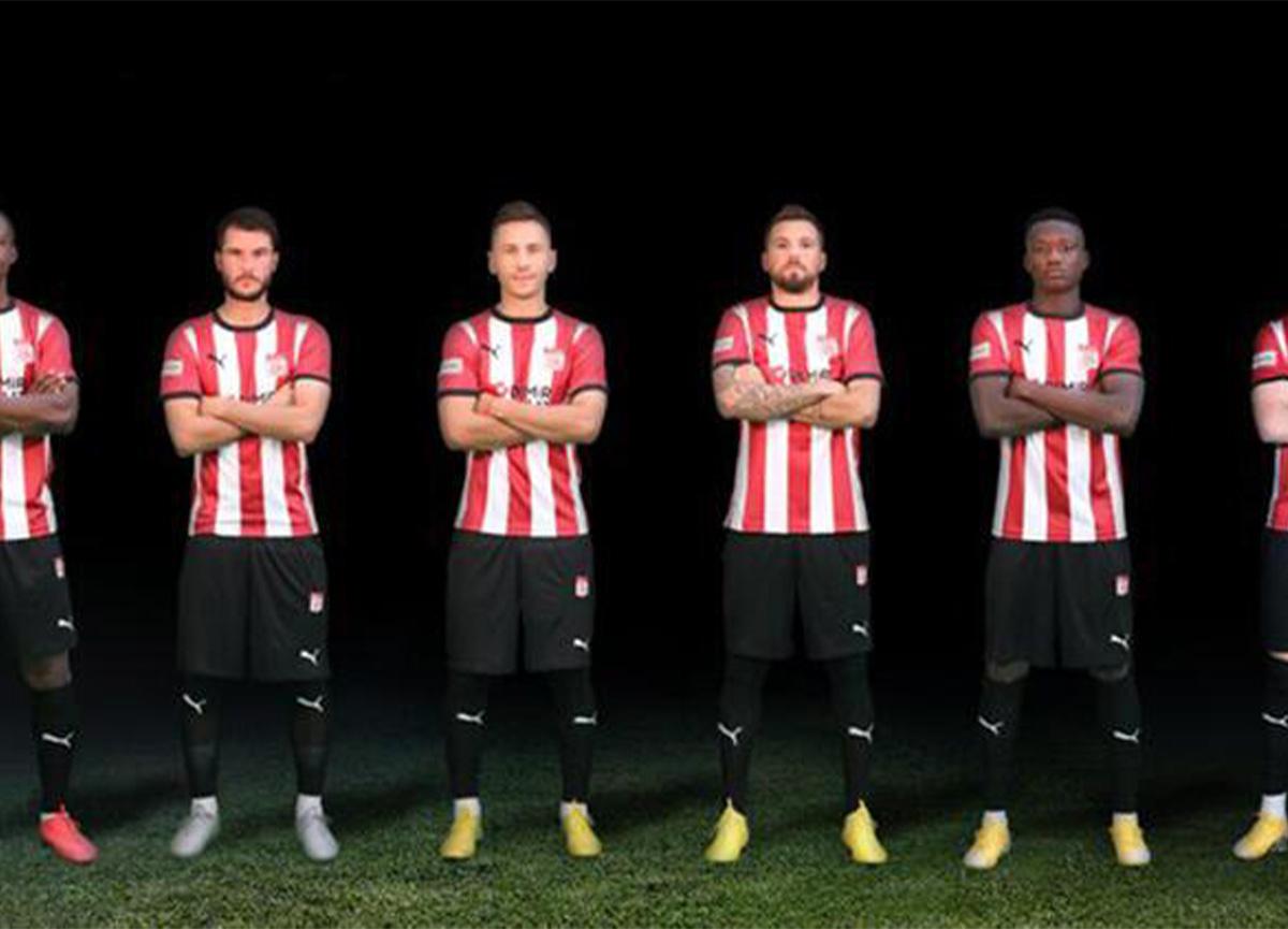 Sivasspor'da 6 futbolcu ile yollar ayrıldı!