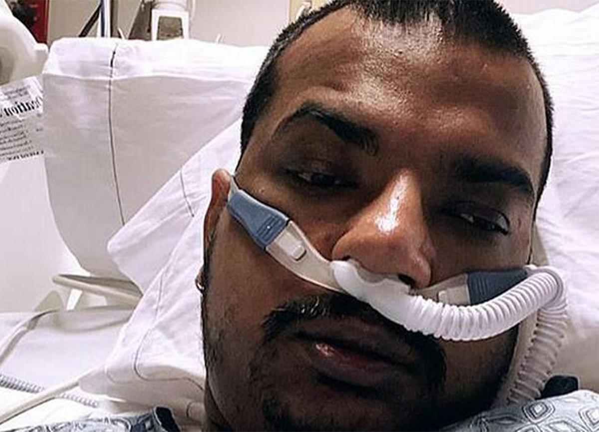 Aşı karşıtı adam, koronavirüsten hayatını kaybetti!