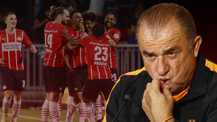 Galatasaray'da ayrılık! Fatih Terim, PSV maçı sonrası üzerini çizdi