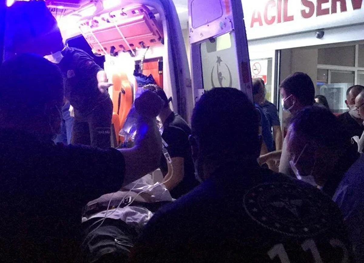 Afyonkarahisar'da hamamcı şampuan tartışmasında öldürüldü