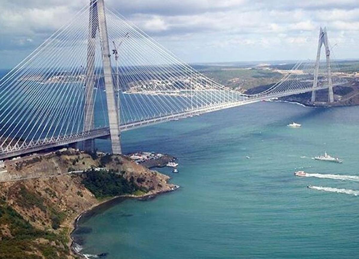 Ulaştırma Bakanı: Osmangazi Möprüsü rekor kırdı