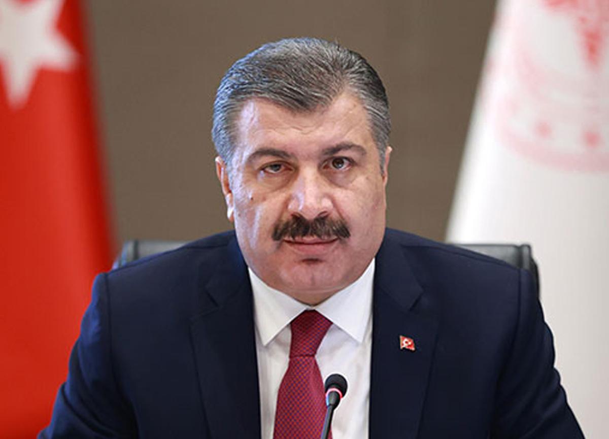 Sağlık Bakanı Koca: 2 il kırmızı kategoriden turuncu kategoriye geçti