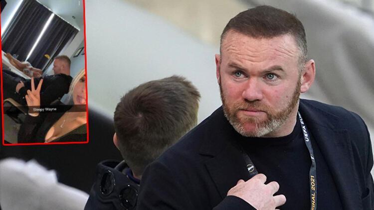 Wayne Rooney'nin olaylı partisi sonrası soruşturma başlatıldı!