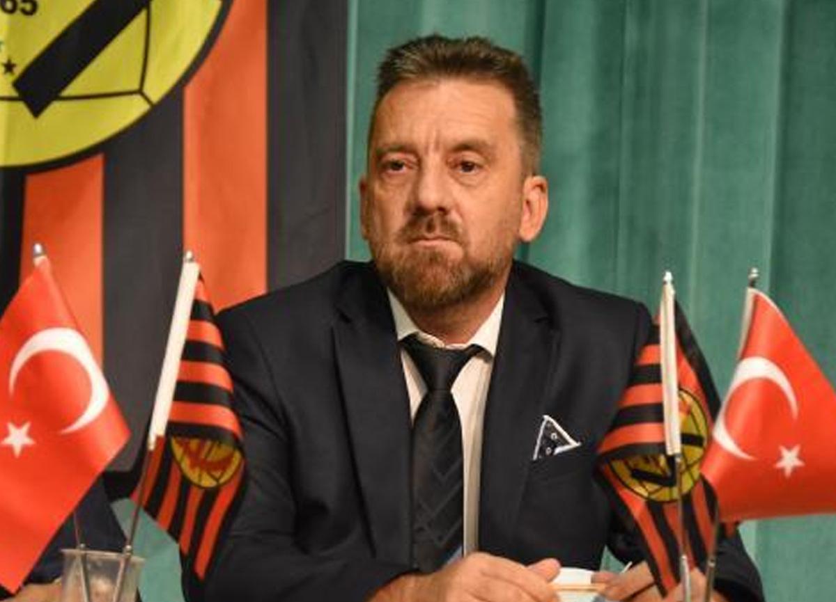 Kayyumdan dönen Eskişehirspor'da Mehmet Şimşek başkan oldu