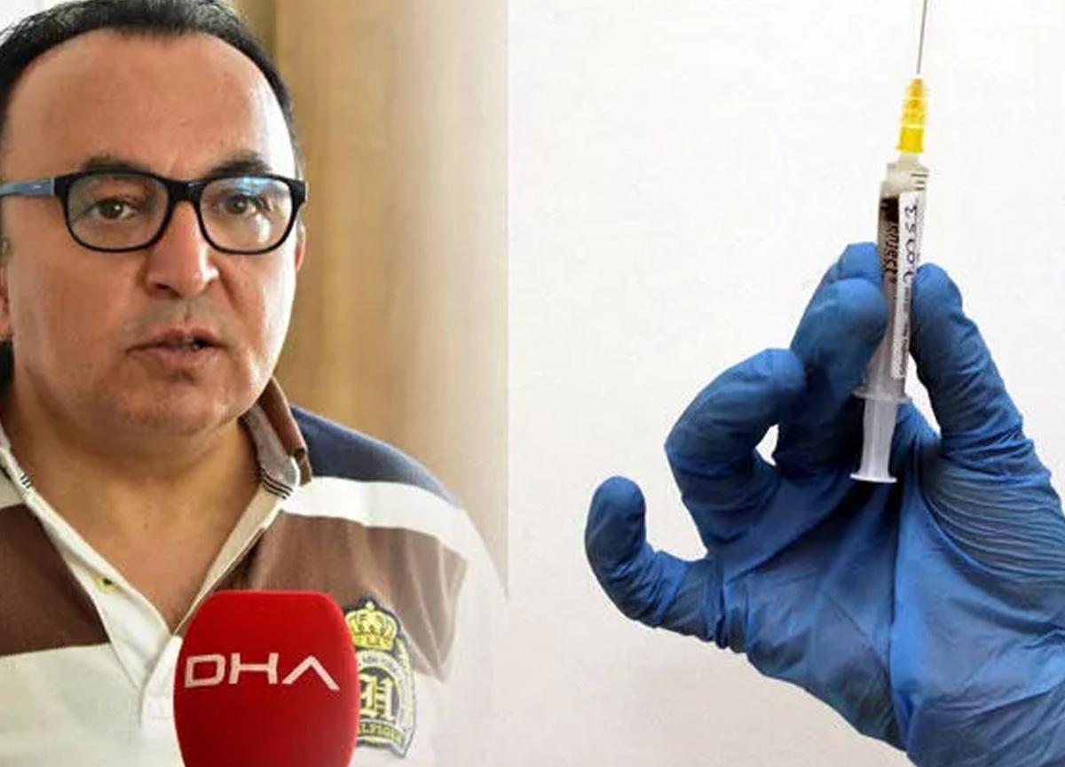 Prof. Dr. Yıldız'dan dikkat çeken sözler: Yerli aşı Turkovac Sinovac'tan çok daha etkili!