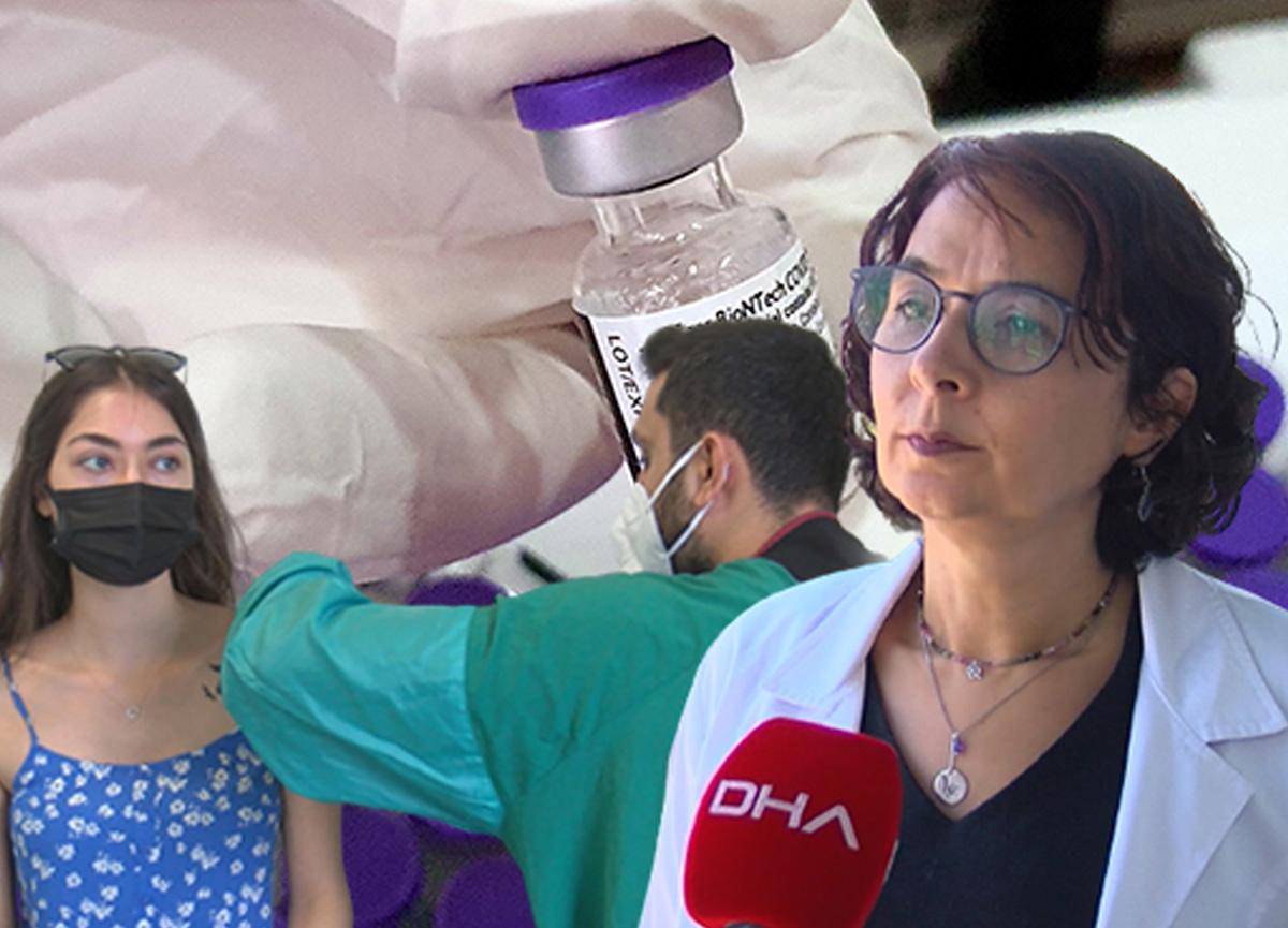 Bilim Kurulu Üyesi Prof. Dr. Yavuz'dan 'aşı zorunlu olmalı mı' tartışmalarına net yanıt