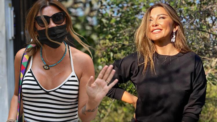 Selen Görgüzel'den bikinili fotoğraf açıklaması