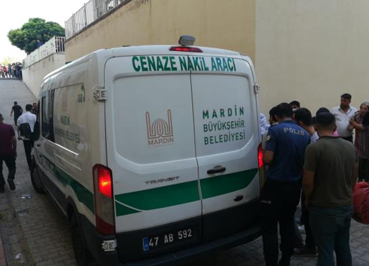 Mardin'de bir razide silahla vurulmuş erkek cesedi bulundu!