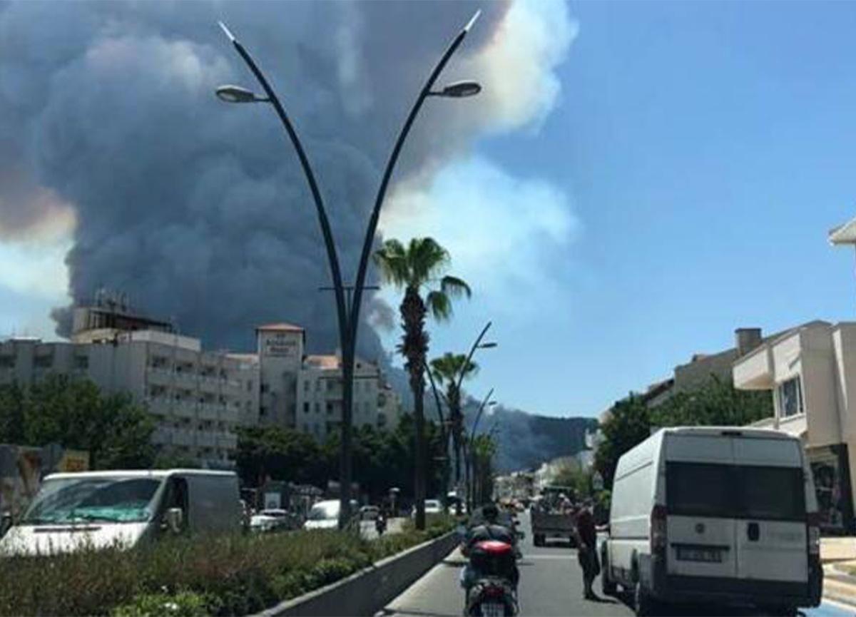 Son dakika: AFAD'dan orman yangınlarıyla ilgili açıklama
