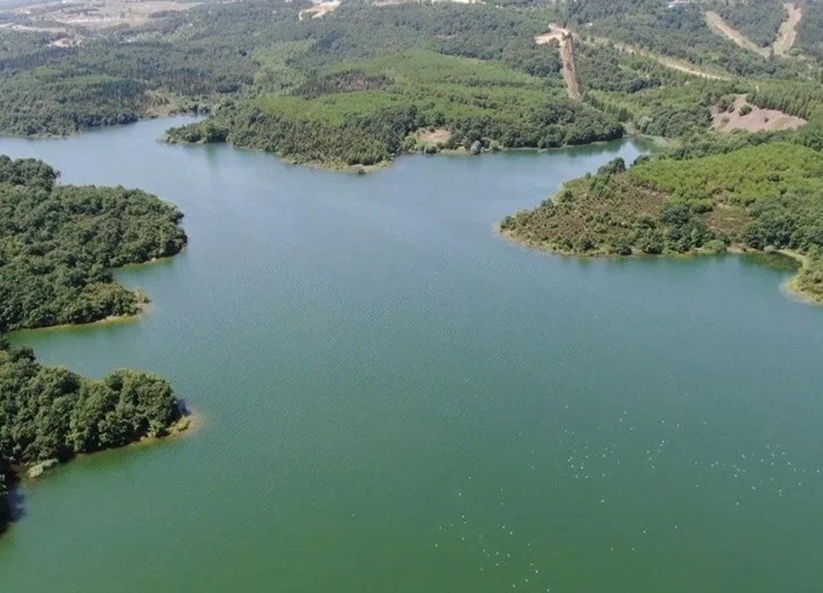Ömerli Barajı son 10 yılın en yüksek seviyesinde