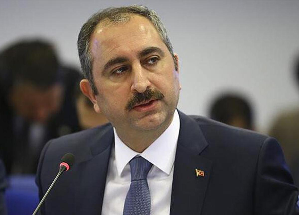 Adalet Bakanı Abdulhamit Gül'den son dakika yangın açıklaması