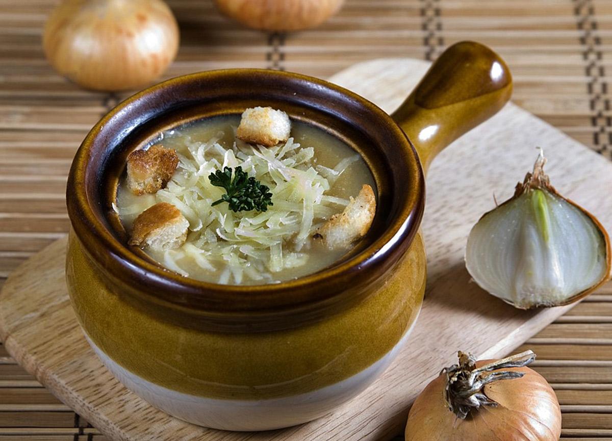 Soğan çorbası nasıl yapılır? 29 Temmuz MasterChef 2021 soğan çorbası tarifi, malzemeler, püf noktası
