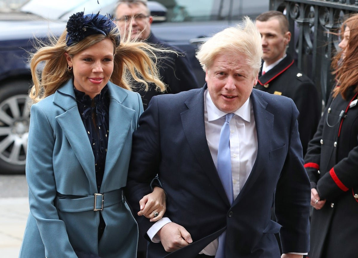 Boris Johnson bir kez daha baba olmaya hazırlanıyor