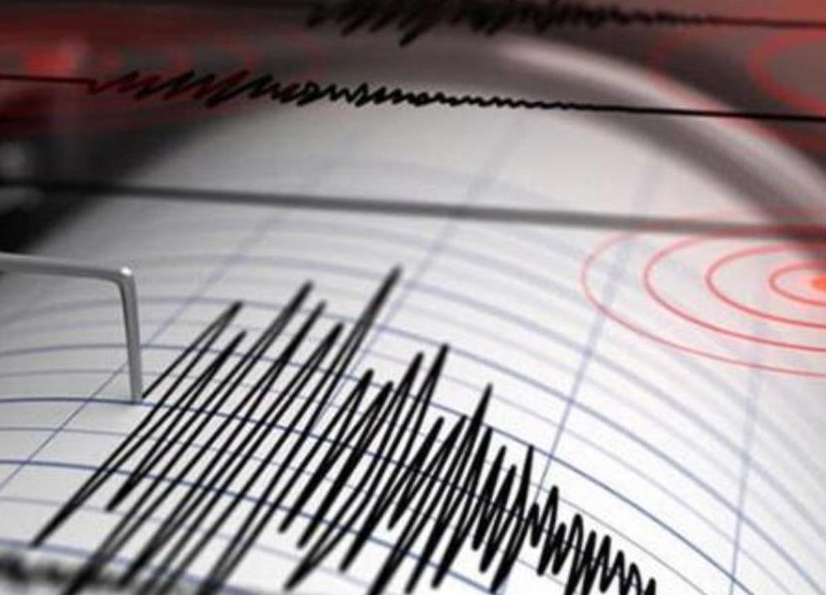 Muğla'da deprem! 4.5 büyüklüğündeki deprem korkuttu...
