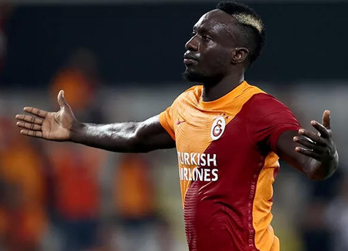Galatasaray'a Diagne müjdesi!