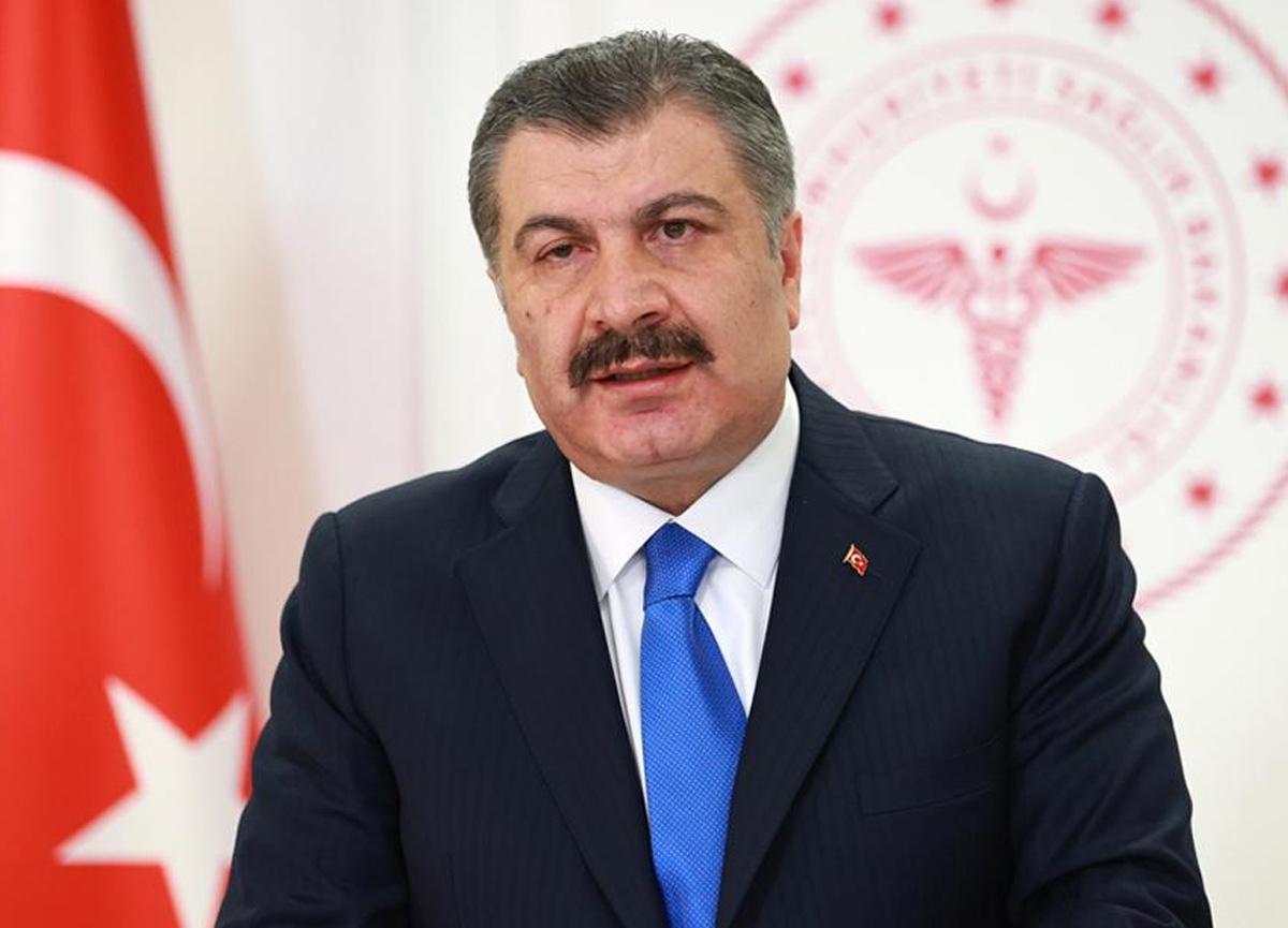 Sağlık Bakanı Fahrettin Koca'dan BioNTech aşısı için çağrı: Randevusuz gelmeyin
