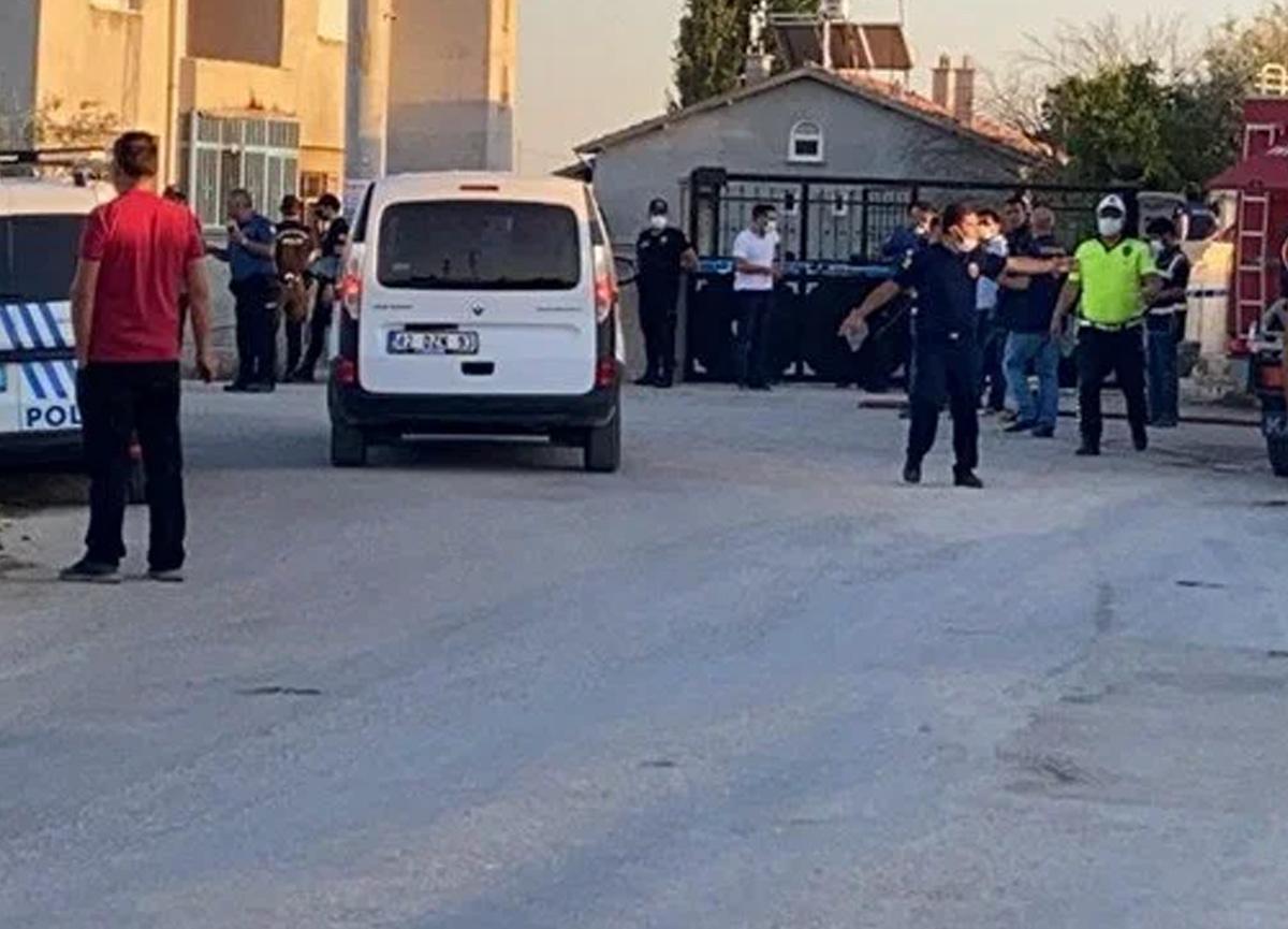Konya'daki katliamla ilgili 13 kişi gözaltına alındı