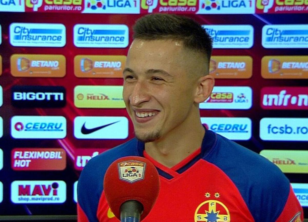 Steaua Bükreş Başkanı Gigi Becali açıkladı: Morutan %99 Galatasaray'da