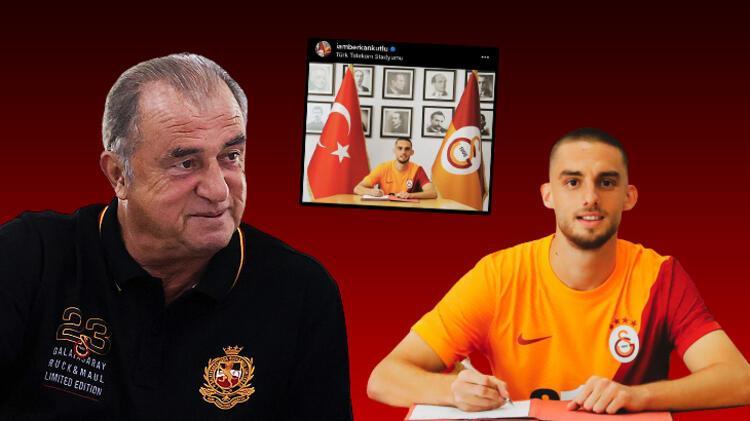 Galatasaray'ın gündemindeki yıldızdan heyecanlandıran hamle!