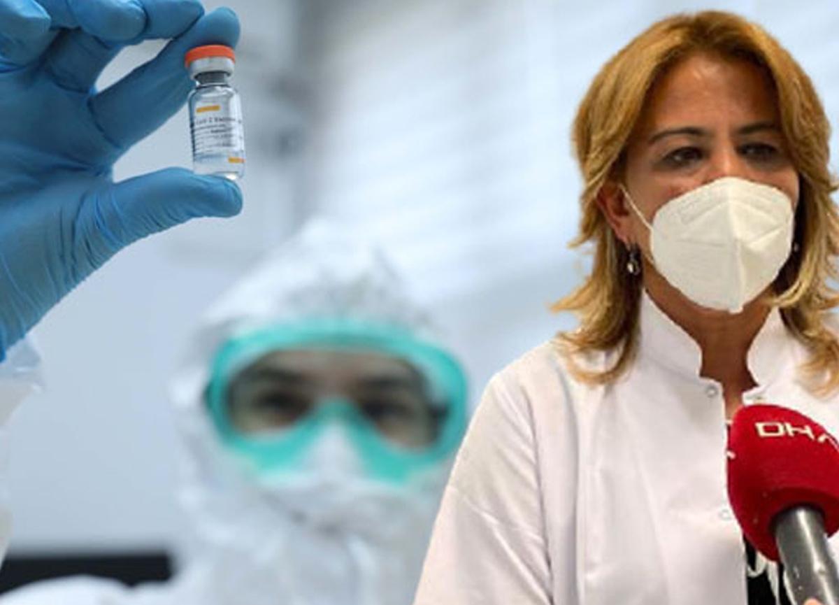 Bilim Kurulu Üyesi Prof. Dr. Sema Turan: Tek doz ile yeterli koruyuculuğu sağlamak mümkün değil