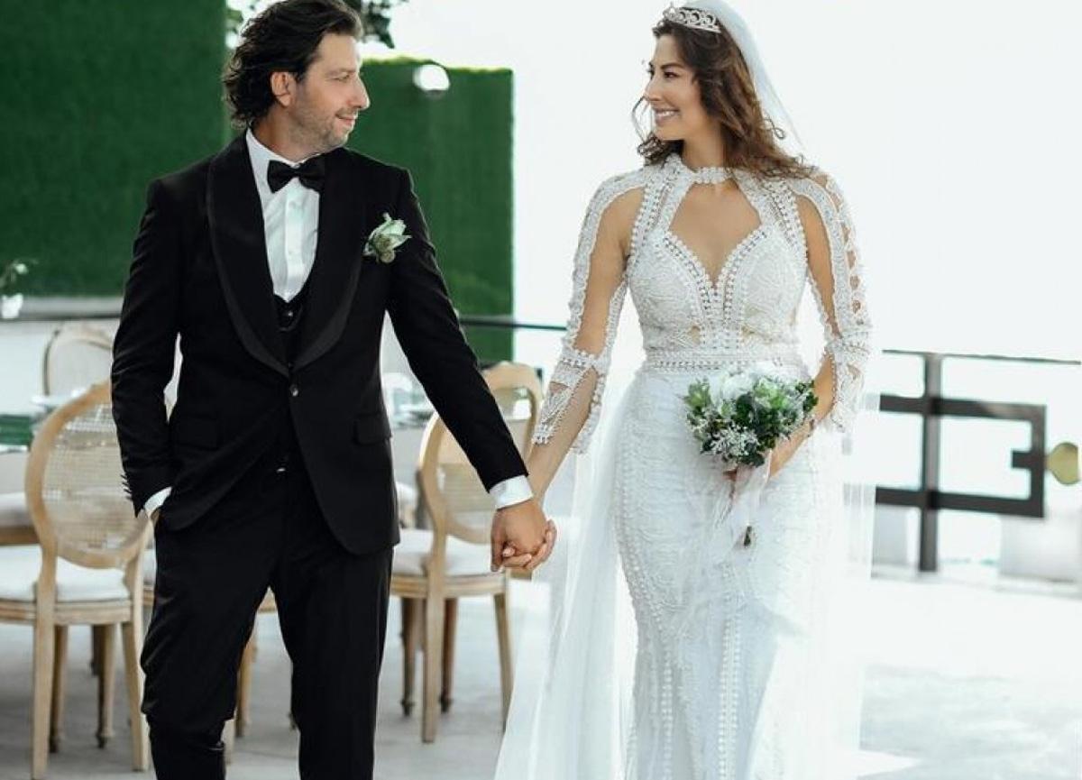 Şenay Akay ve Tarık Soner evlendi
