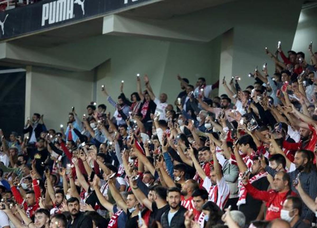 Sivasspor taraftarı Batum deplasmanına gidemeyecek