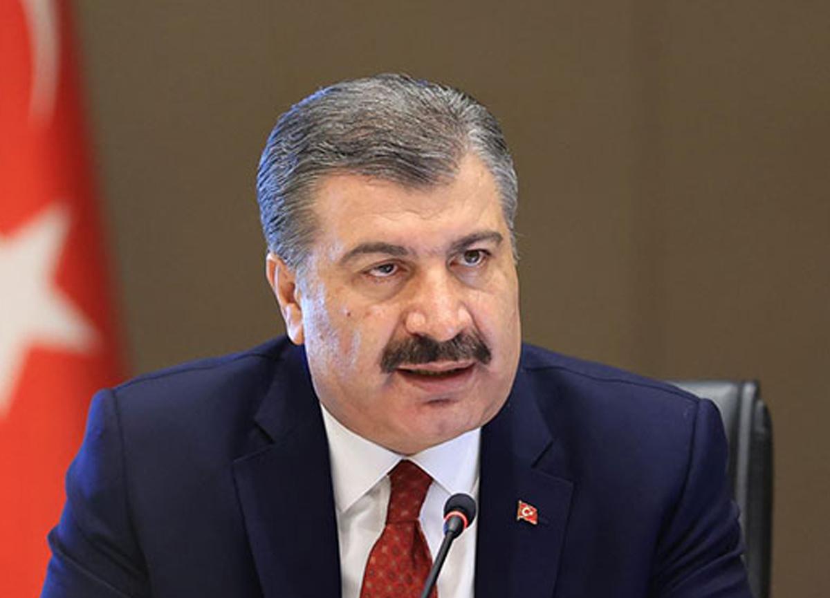 Bakan Koca: Antalya ve Muğla'da 47 kişinin tedavisi devam ediyor