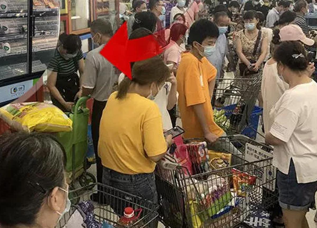 Çin'den flaş koronavirüs kararı... Tüm kent test edilecek!