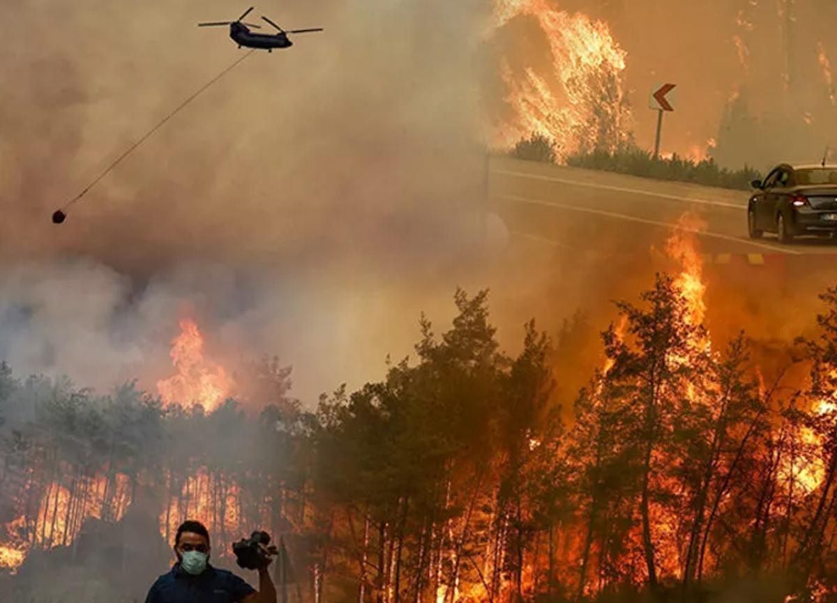 Antalya, Muğla ve Isparta'da orman yangını! İşte il il yangınlarda son durum