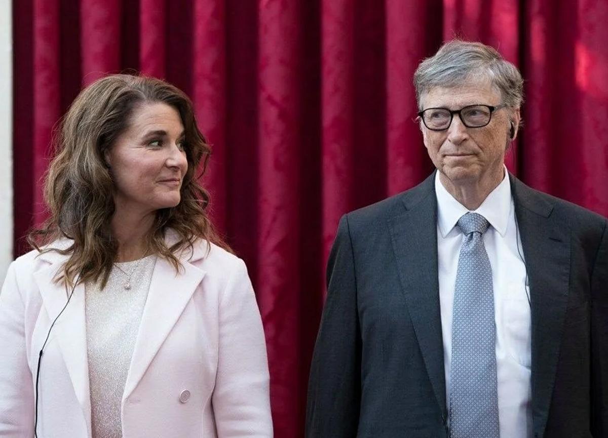 Bill Gates ve Melinda Gates resmen boşandı