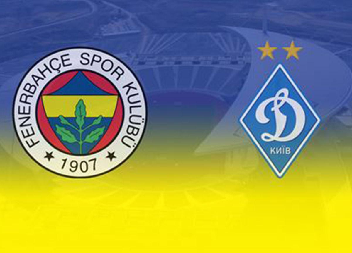 Canlı maç izle! Fenerbahçe - Dinamo Kiev maçı saat kaçta, hangi kanalda?