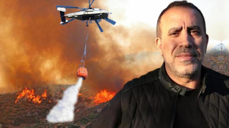 Haluk Levent duyurdu: 'AHBAP' olarak helikopter kiralıyoruz