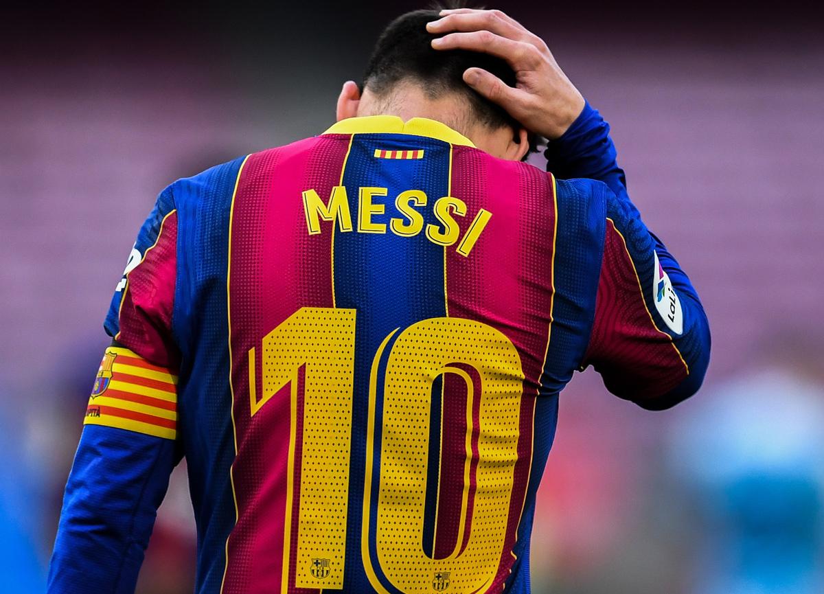 Barcelona'da Messi dönemi sona erdi! Resmi açıklama geldi