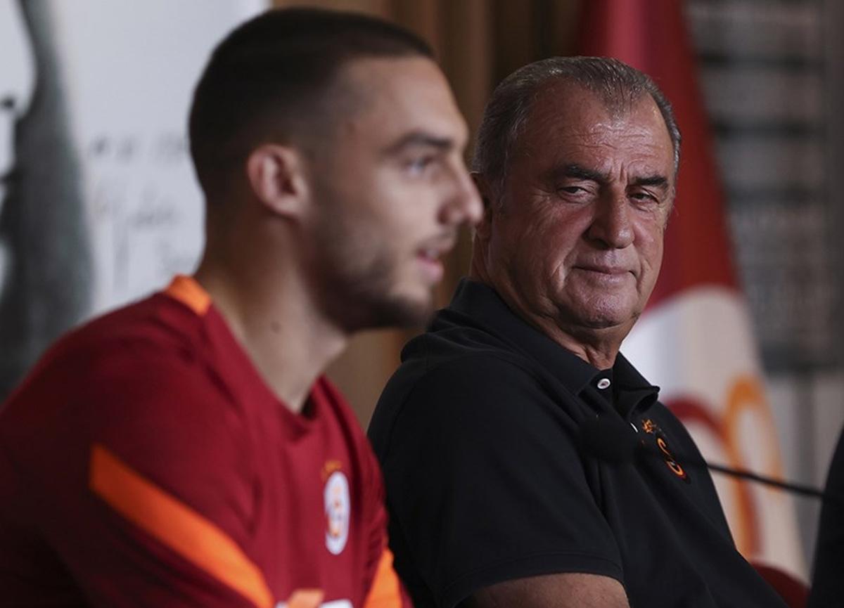 Fatih Terim'den transfer ve Morutan açıklaması