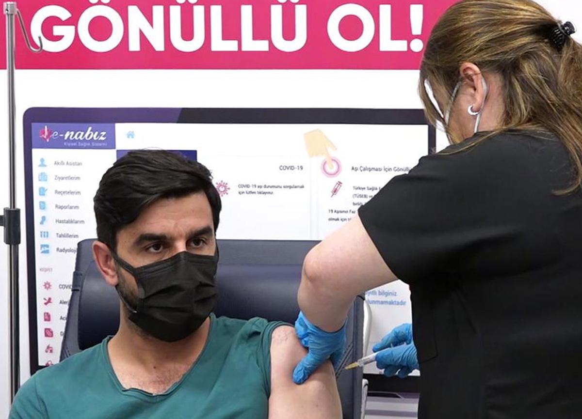 Yerli aşı Turkovac için e-Nabız üzerinden gönüllü olunabilecek!