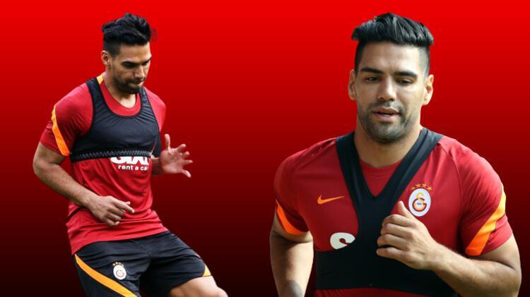İspanya'dan flaş transfer iddiası: 'Falcao, Galatasaray'dan ayrıldı! Yeni takımı...'
