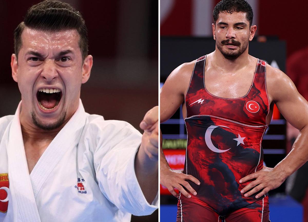 Tokyo 2020'de Taha Akgül ve Ali Sofuoğlu'ndan iki madalya!