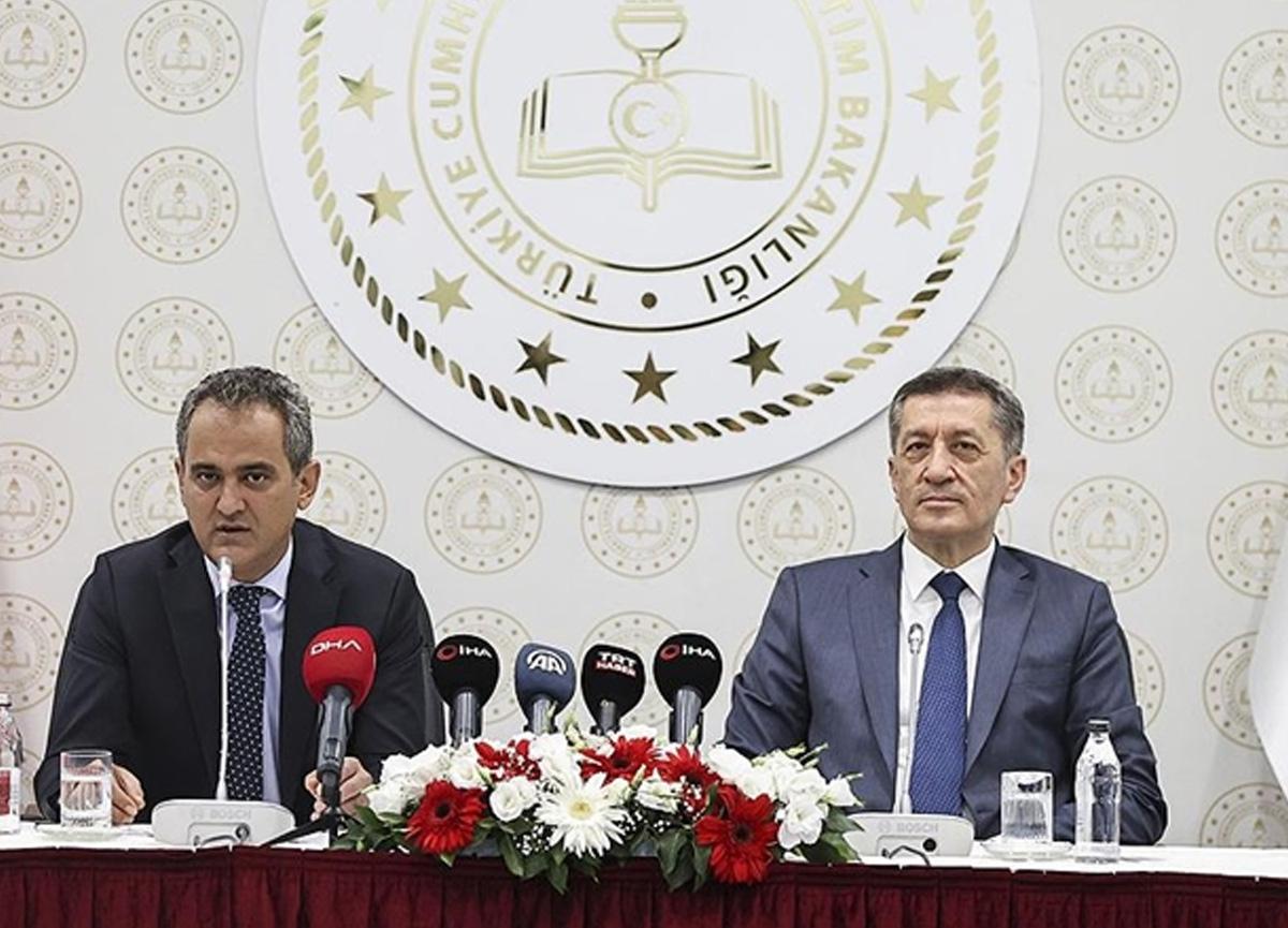 Yeni Milli Eğitim Bakanı Mahmut Özer'den ilk açıklama: Artık okulları kapalı tutma gibi bir lüksümüz yoktur