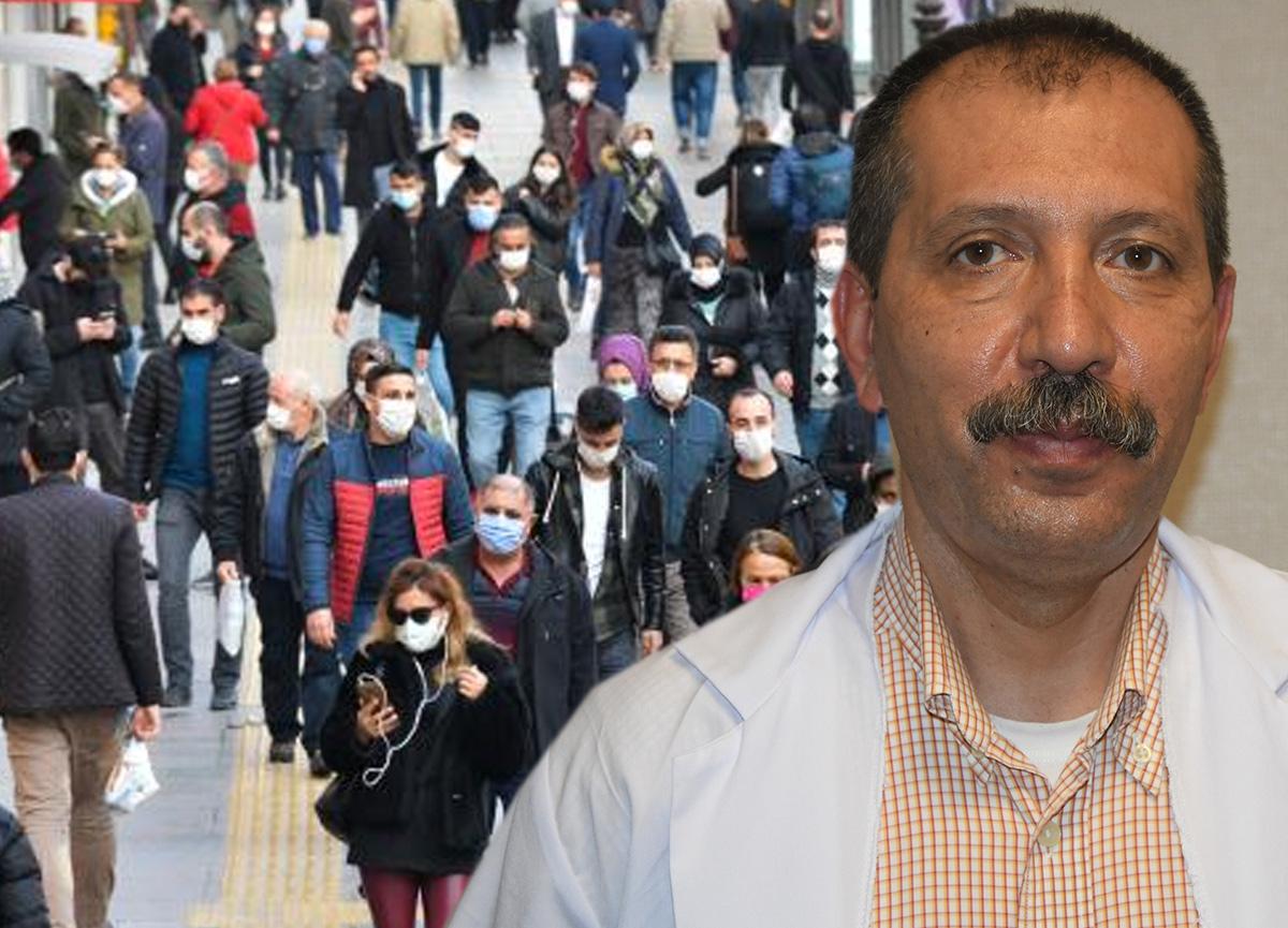 Koronavirüs tablosundaki sayılar tedirgin ediyor: Prof. Dr. Bülent Ertuğrul sonbahara dikkat çekti ve uyardı