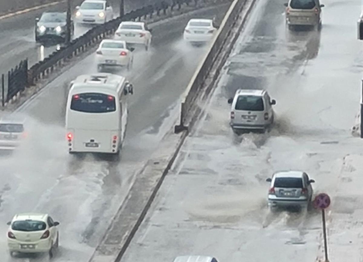 Antalya'da sevindirici olay: Günlerdir beklenen yağış başladı