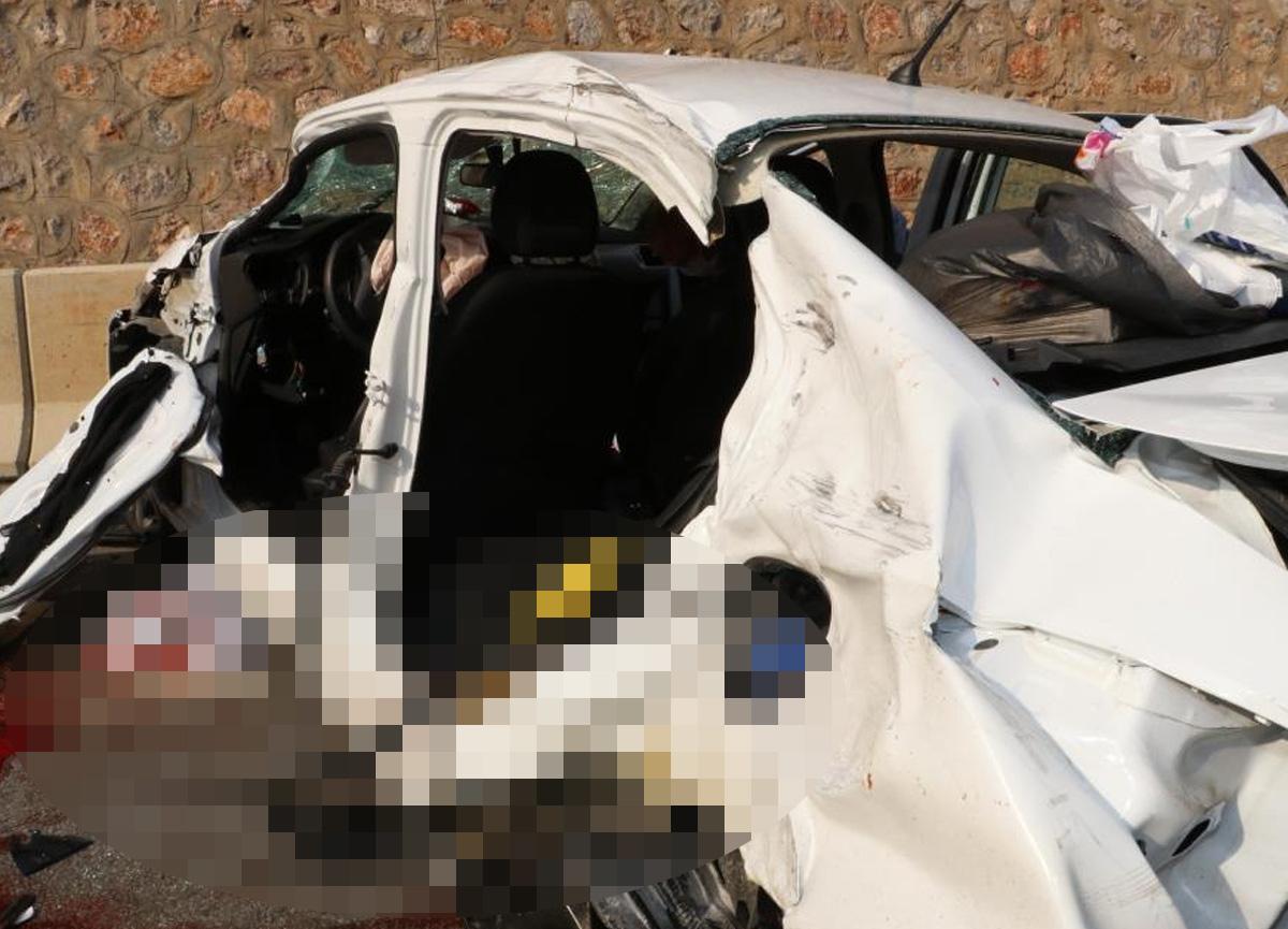 Amasya'da korkunç kaza! Anne ve 2 oğlu öldü, baba ve oğlu yaralandı