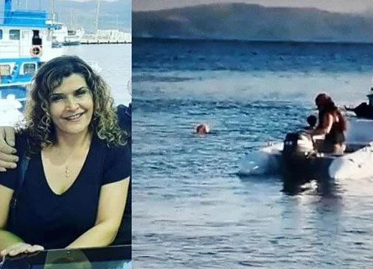 Sürat teknesinin çarptığı Elvan Fırat Taşdöğen hayatını kaybetti