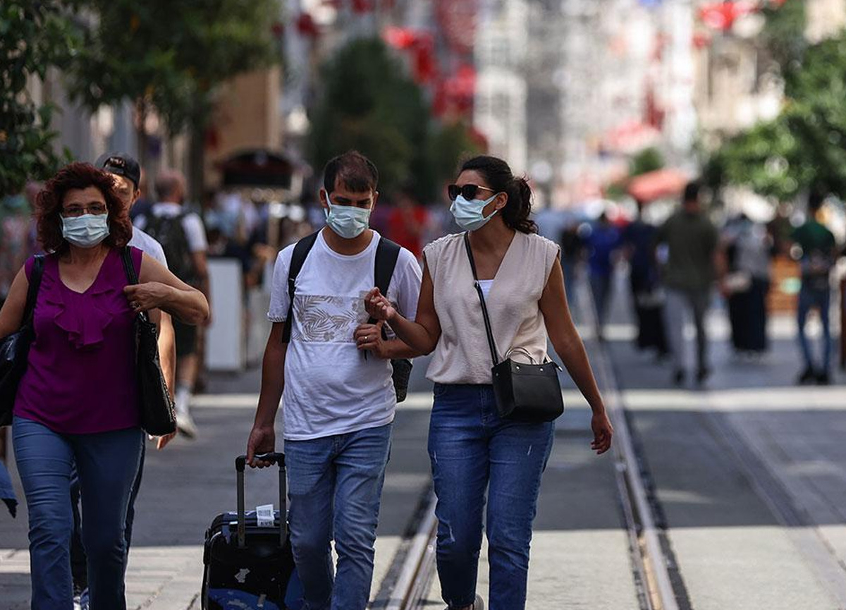 Türkiye'nin 8 Ağustos 2021 koronavirüs tablosu! Vaka sayısı 22 bin 699